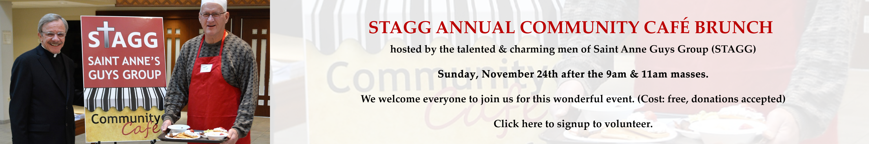 stagg-annual-community-cafe