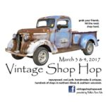House of Hope Resale is part of the Vintage Shop Hop, Friday, March 3rd-Saturday, March 4th!