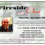 RSVP for Fireside Chat